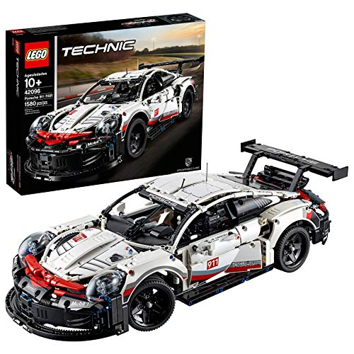 LEGO Technic Porsche 911 RSR 42096 Race Car Building Set
