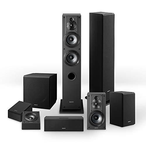 Sony CS-Series speakers bundle