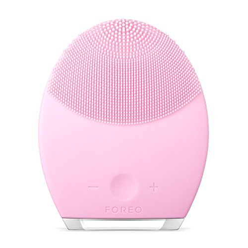 FOREO LUNA 2 Personalized Facial Cleansing Brush & Anti-Aging Face Massager for Normal Skin