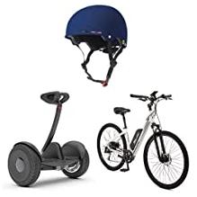 金盒特价!电动平衡车、滑板车和自行车等低至6.4折!