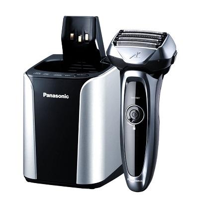 仅限今日!旗舰款!Panasonic松下ES-LV95-S 新一代旗舰级五刀头干/湿两用剃须刀