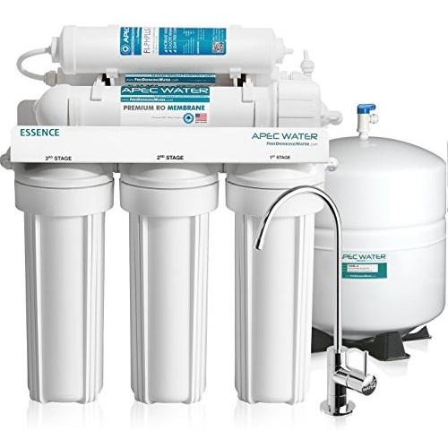 APEC  75 GPD 饮用水 反渗透过滤系统