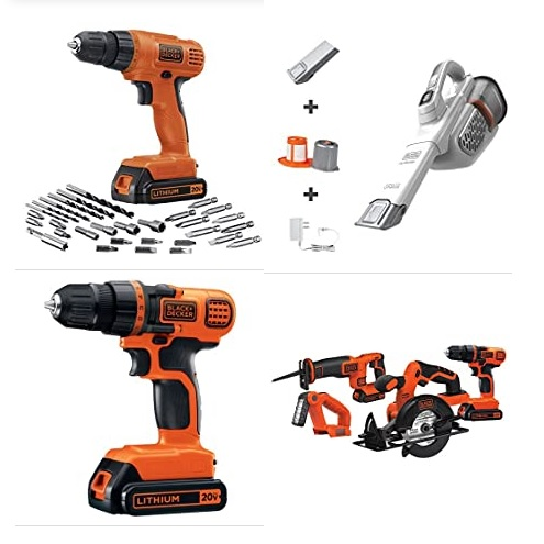 Save up to 30% on BLACK+DECKER