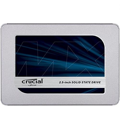 Crucial MX500 2TB 3D NAND SATA 2.5 Inch