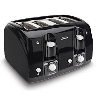 Sunbeam 四插槽 面包烘烤机