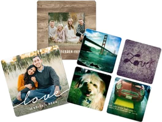 Shutterfly Personalized Photo Magnets (Various Styles)
