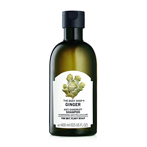 The Body Shop Ginger Scalp Care Shampoo, 13.5 Fl Oz