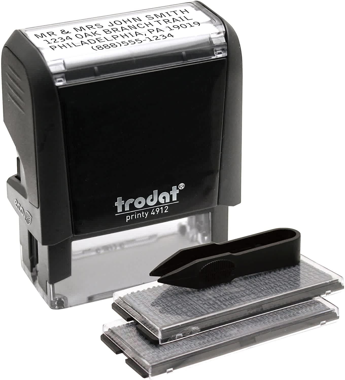 Trodat Printy Economy Self-Inking Stamp