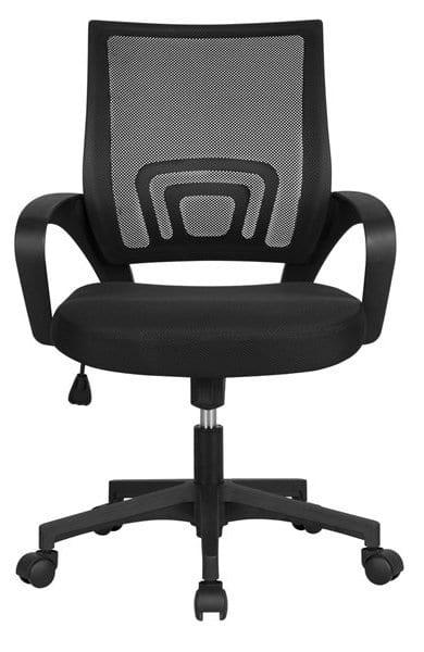 SmileMart Mid Back Desk Chair