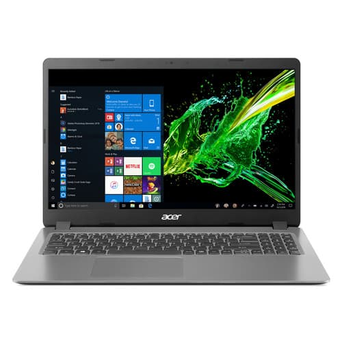 "Acer Aspire 3 Laptop: 15.6"" FHD, i5-1035G1, 8GB RAM, 256GB SSD"
