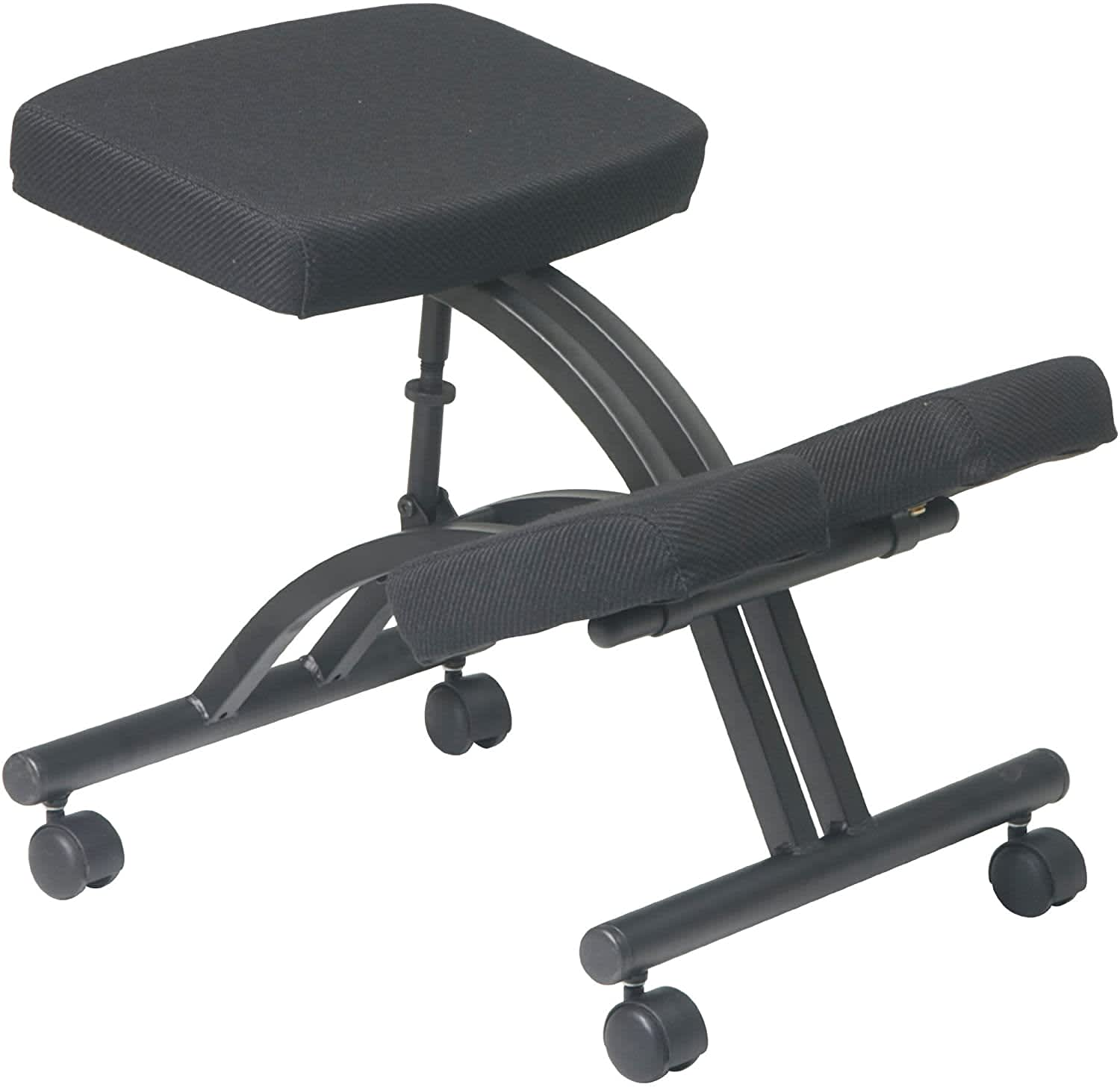 Office Star Ergonomic Knee Chair with Casters
