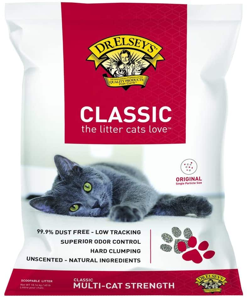 Select Amazon Accounts: 40lbs Dr. Elsey's Ultra Premium Clumping Cat Litter
