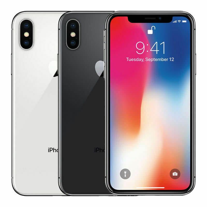 Refurb Unlocked Apple iPhone X 64GB Smartphone