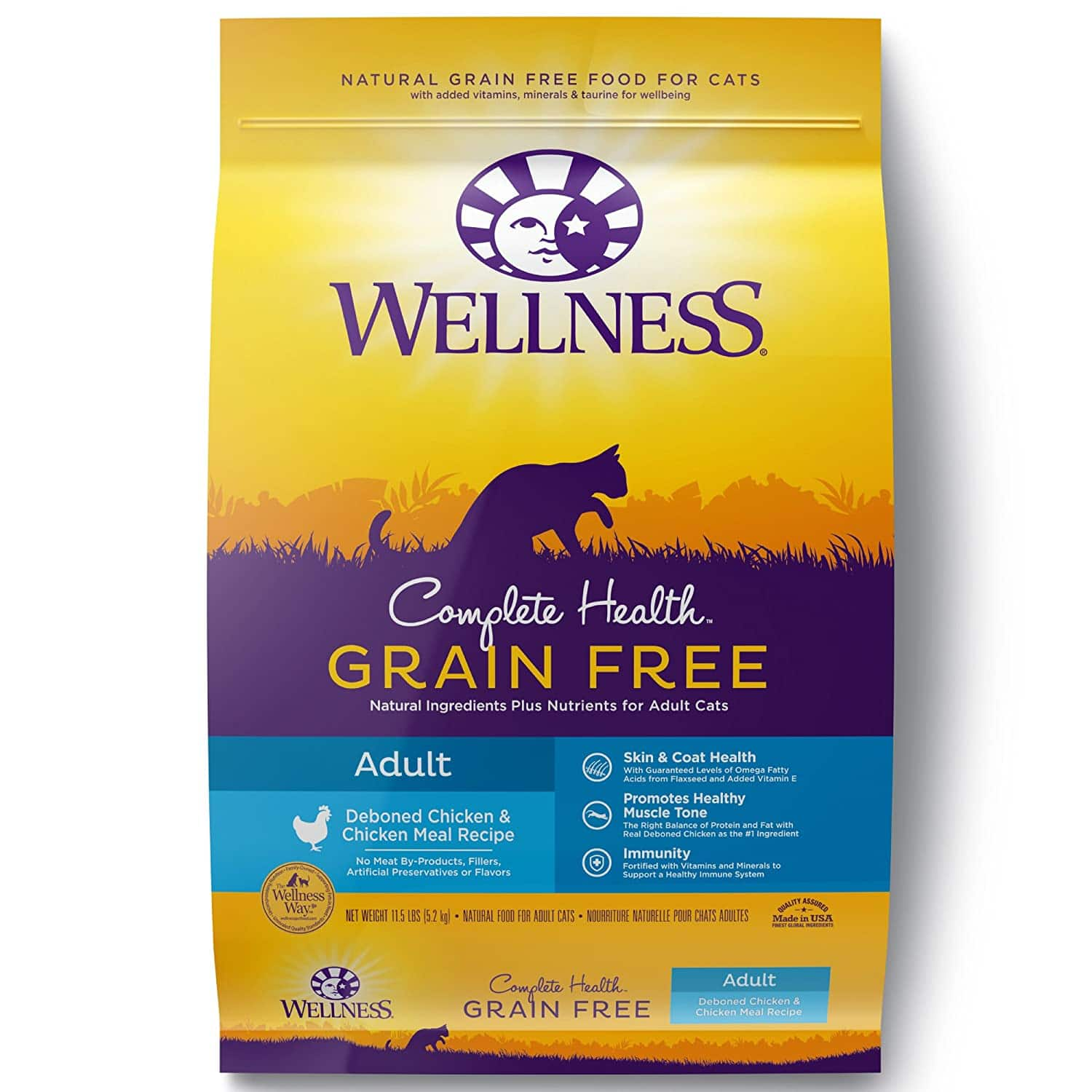 Select Customers: Additional Savings on Wellness Dog & Cat Food