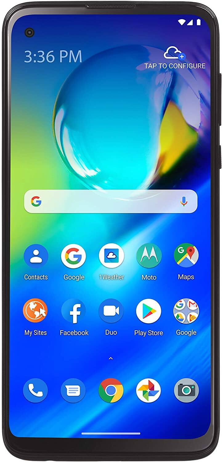 64GB TracFone Motorola Moto G Power Smart Phone (2020) Locked/CDMA
