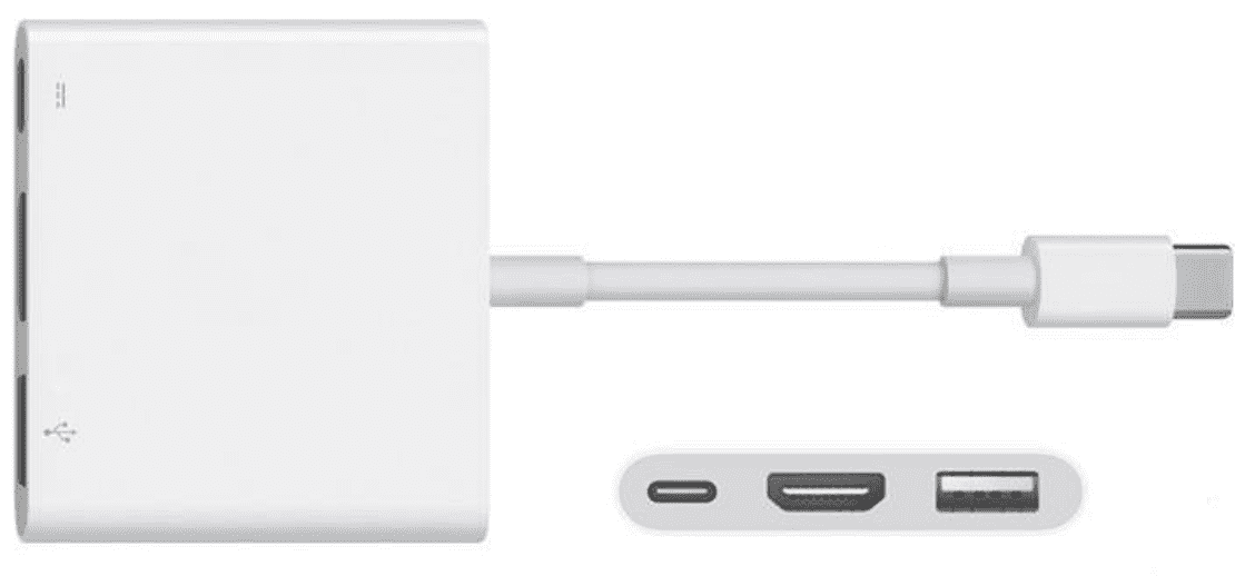 Apple Original USB Type-C Digital AV Multiport Adapter