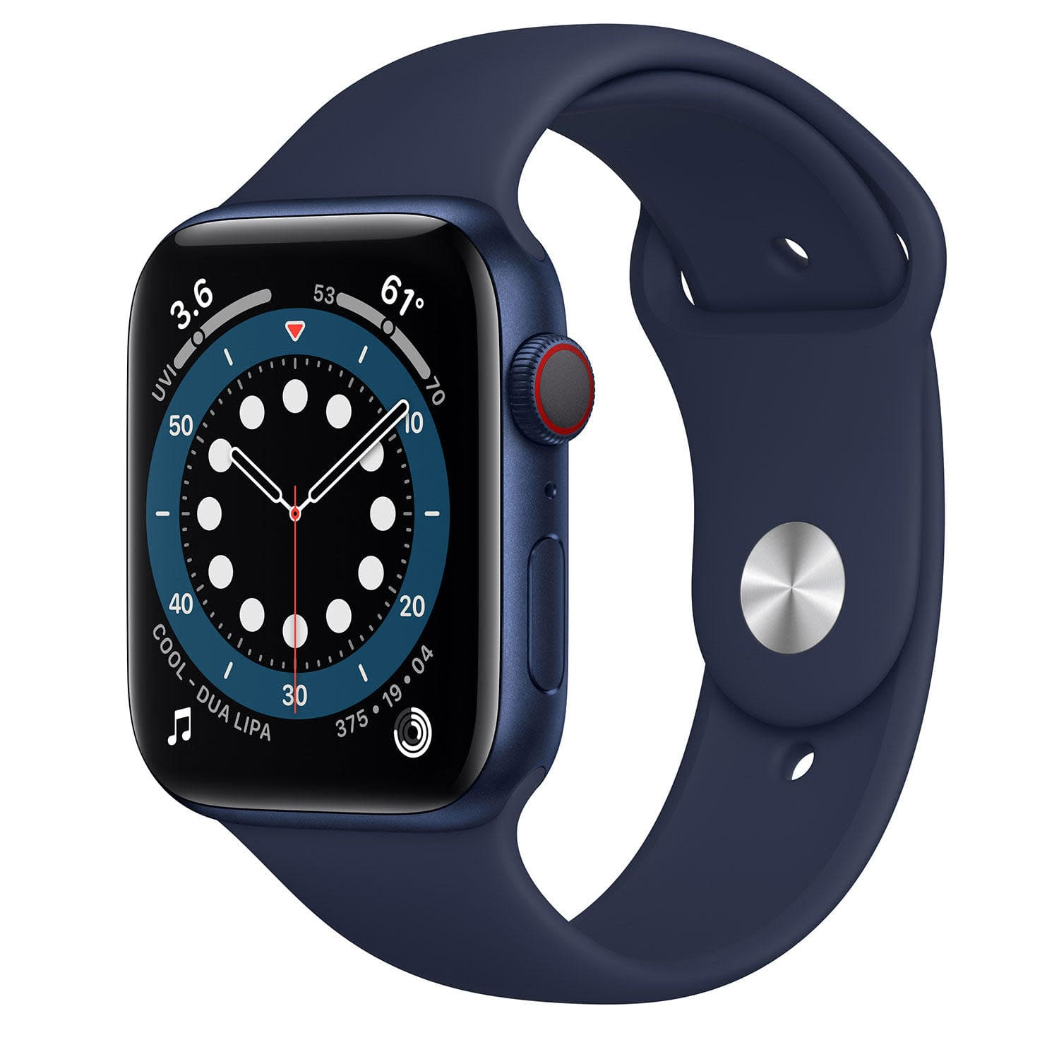 Apple Watch Series 6 GPS + Cellular Smartwatch