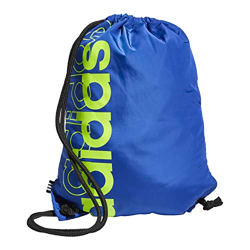 adidas Court Lite Sackpack, Royal Blue/Green/White