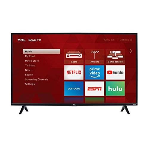 最新款! TCL 43S325 1080p 43吋 Roku 智能电视机