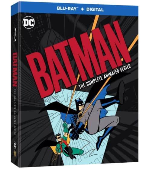 Batman: The Complete Animated Series (Blu-ray + Digital Copy)