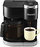 Keurig K-Duo Coffee Maker and Single Serve K-Cup Brewer