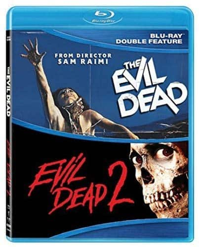 Evil Dead 1 & 2 Double Feature (Blu-ray)