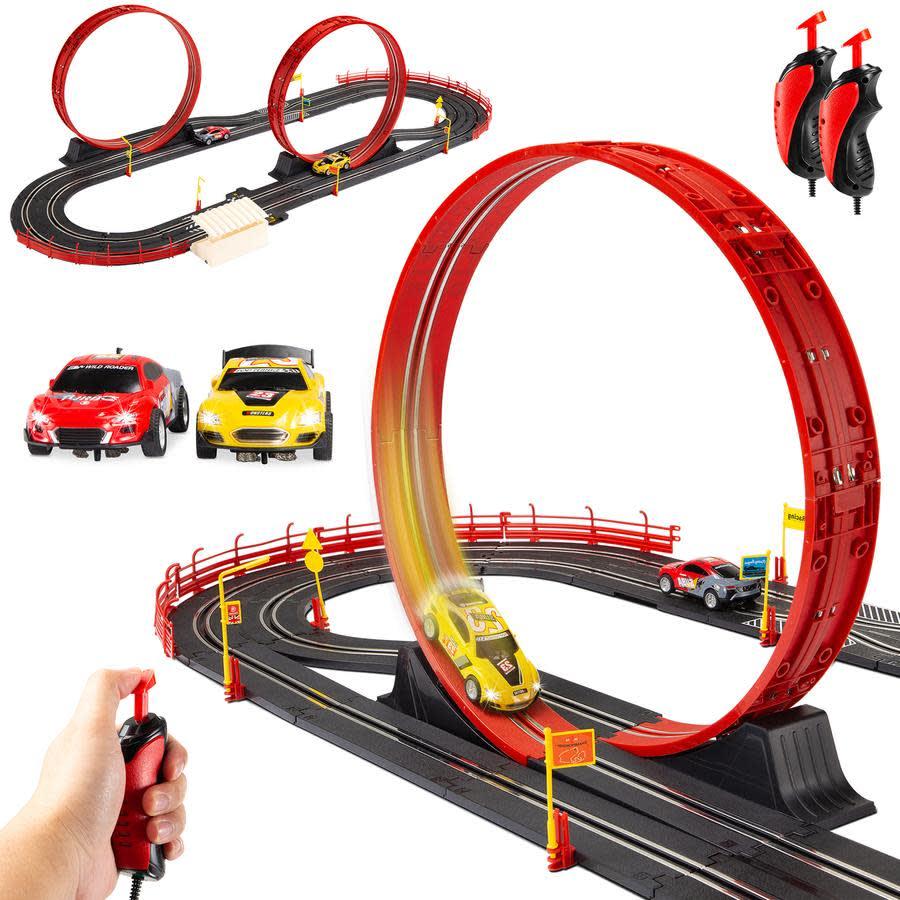 Best Choice Electric Slot-Car Race Track Set