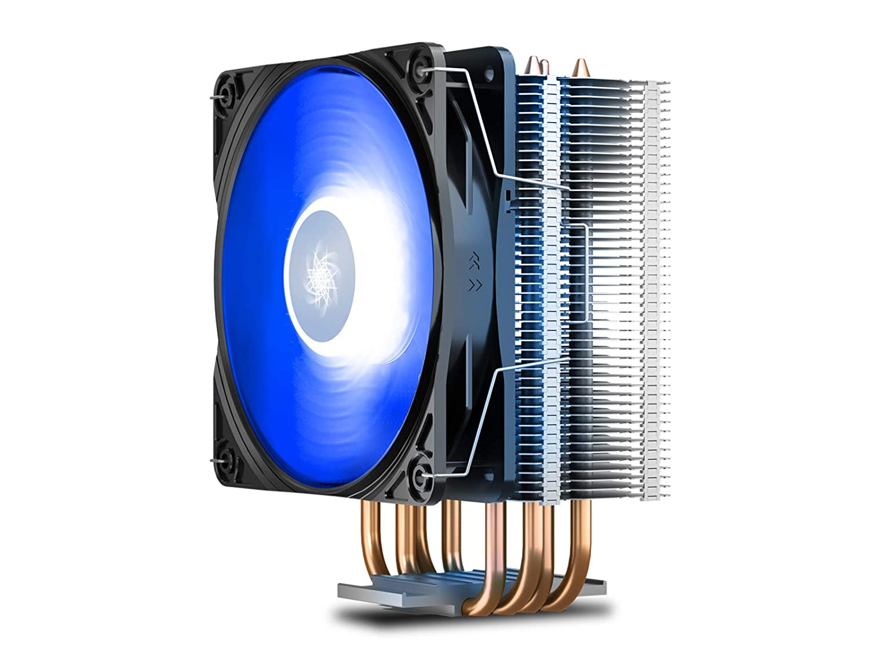 Deepcool Gammaxx 400 V2 Blue CPU Cooler w/ 120mm PWM Fan
