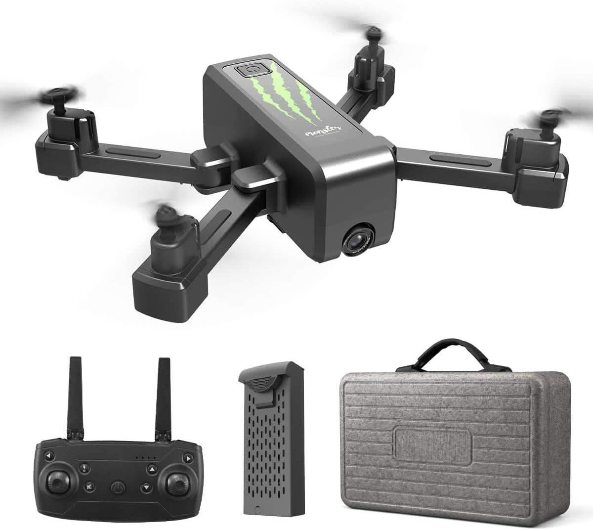 HR RC Foldable Quadcopter Camera Drone