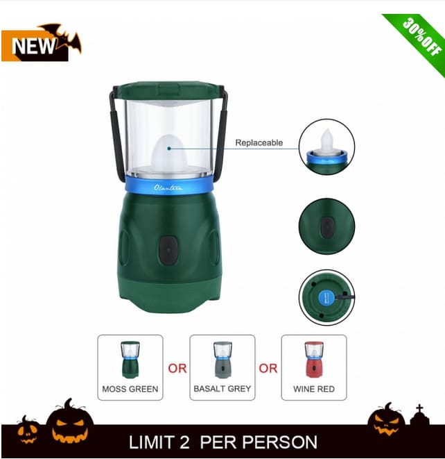Olantern Rechargeable Camping Lantern