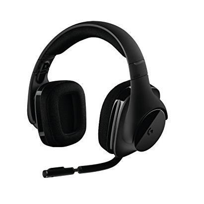 Logitech 罗技 G533 7.1环绕立体声 电竞无线耳机