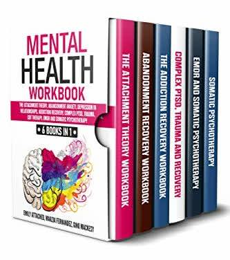 """Mental Health Workbook"" Kindle eBook"