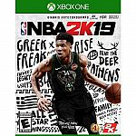 NBA 2K19 Standard Edition - Xbox One