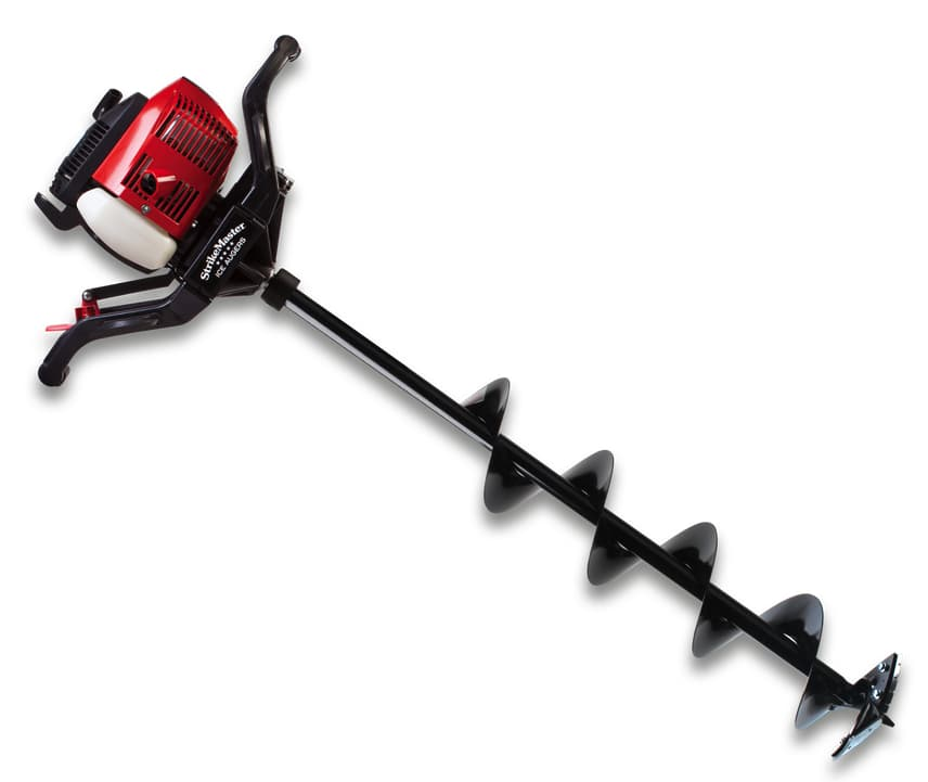 "StrikeMaster Lite 6"" Ice Fishing Gas Auger"