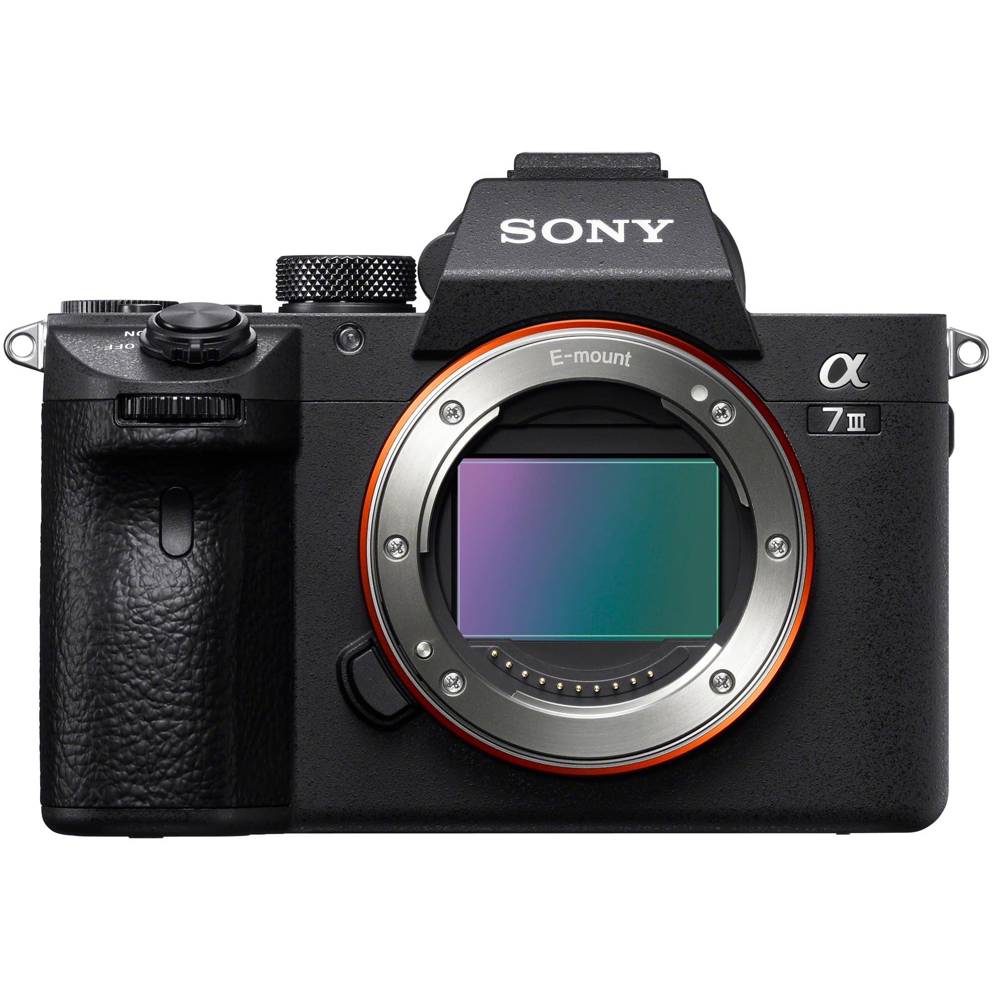 Sony EDU Discount Camera & Lenses: a7R II (Body) $1168, a7 III (Body)
