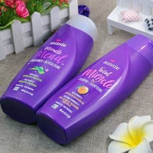 Aussie袋鼠 Miracle Mend清洁修复洗发水 360ml*6瓶 含芦荟和桉树