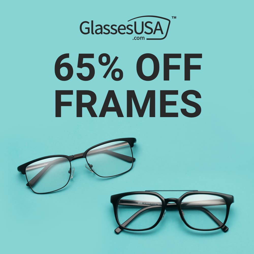 GlassesUSA Pre-Holiday Blowout