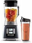 Calphalon 2099742 ActiveSense 2 Liter Blender with Blend N Go Smoothie Cup