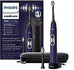 Philips Sonicare ProtectiveClean 6500 Rechargeable Electric Toothbrush