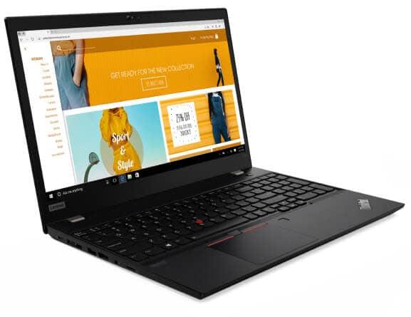 "Lenovo Thinkpad T15 10th-Gen. i5 15.6"" 1080p Laptop"