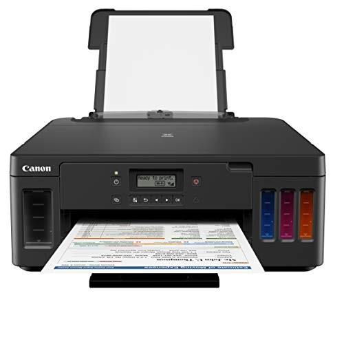 Canon PIXMA G5020 Wireless MegaTank Single Function SuperTank Printer | Mobile & Auto 2-Sided Printing