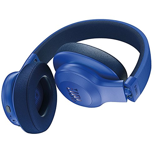 JBL Bluetooth Headphone Blue (E55BT)