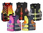 Stearns Hydroprene Life Vest 2-Pack