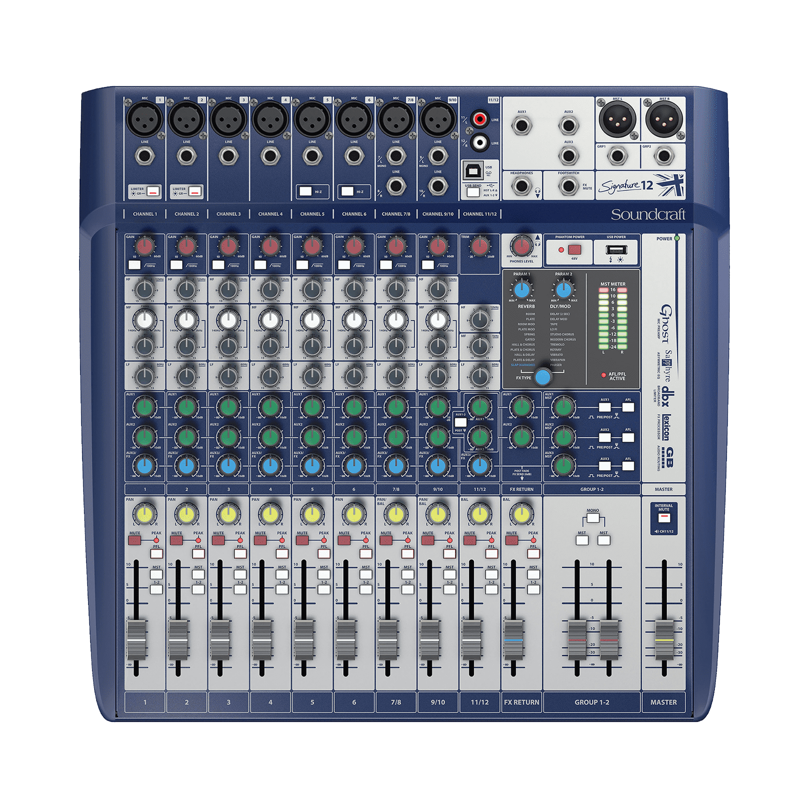 Soundcraft Signature Series Mixers at Harman Audio