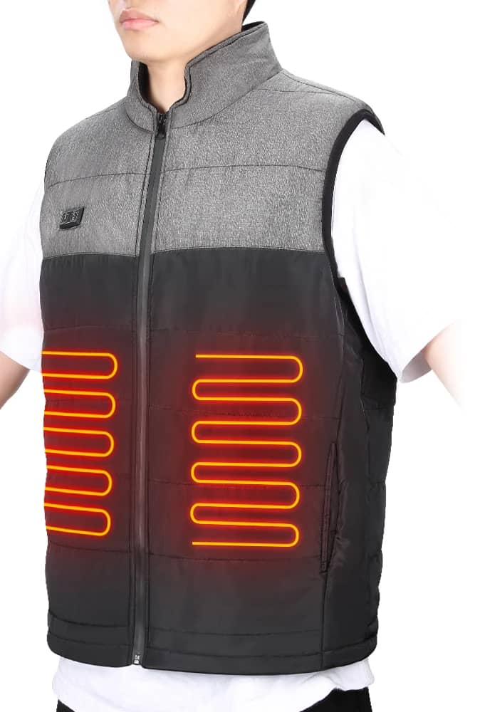 Heated Vest w/ Battery and Charger