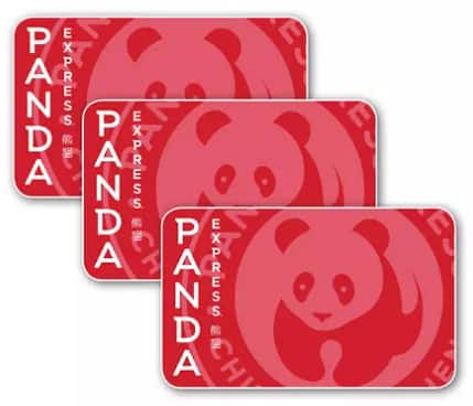 Sam's Club Members: $45 Panda Express Gift Card