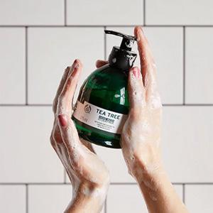 The Body Shop英国官网精选商品85折促销