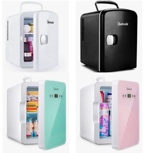 金盒特价!Amazon精选 AstroAI 小冰箱 促销!