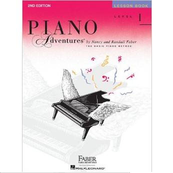 一套被许多钢琴老师选用的钢琴教科书!作者为Nancy Faber。