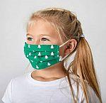 Adults & Kids Reusable Cotton Face Masks (various styles)